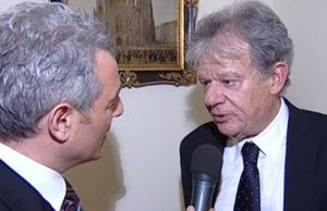 """Stefano Ruggieri, Professore Ordinario di Neurologia Università """"La Sapienza"""" - Roma."""