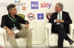 Francesco Settembrini| Cosmofarma 2018| Medicinaitalia.tv
