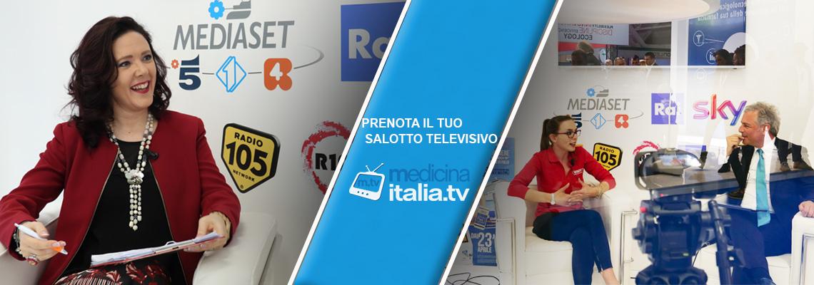 salotto televisivo