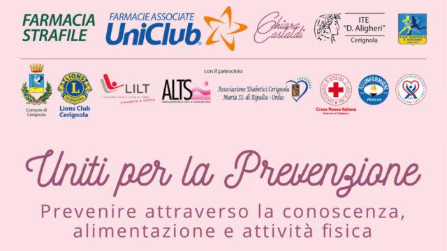 Cerignola si tinge di rosa, Uniti per la prevenzione del tumore al seno: il 20 e 21 Ottobre