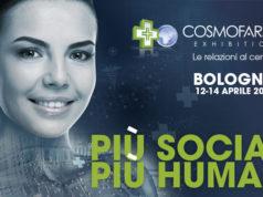Per il secondo anno consecutivo il salotto televisivo di Medicinaitalia.tv sarà presente a CosmofarmaExhibition dal 12 al 14 Aprile 2019.
