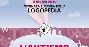 Autismo, giornata mondiale della Logopedia il 6 marzo 2019