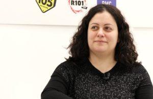 Carmela Terzano della Farmacia De Michele ai microfoni di Medicinaitalia.tv in occasione di Cosmofarma Exhibition 2019.