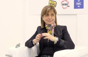 Rosanna Biondi dellaFarmacia Superga ai microfoni di Medicinaitalia.tv in occasione di Cosmofarma Exhibition 2019.
