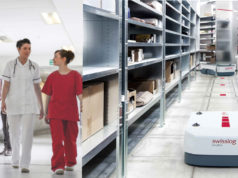 Swisslog Healthcare e Logistics Automation