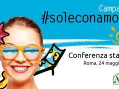 Al via al progetto #soleconamore, campagna nazionale di sensibilizzazione sull'abbronzatura consapevole e sulla prevenzione del melanoma.