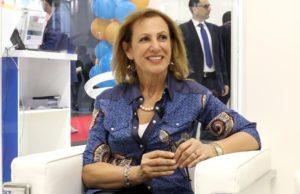 Flavia D'Alessandro | Cosmofarma 2019 | Medicinaitalia.tv